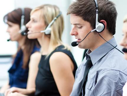 Call Center Atencion a Clientes